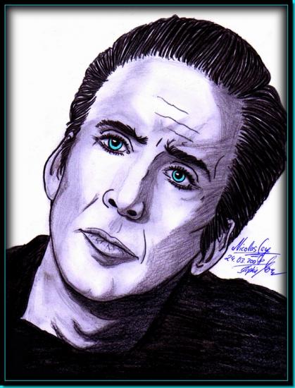Nicolas Cage por RaiRuri